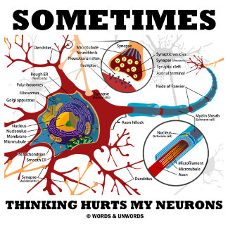 Sometimes Thinking Hurts My Neurons