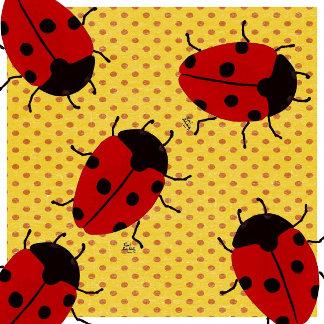 Ladybug patterns