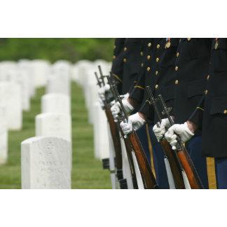 Arlington National Cemetery, Virginia.