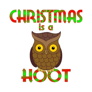 Christmas is a Hoot