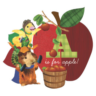 The Wonderpets - A Is For Apple