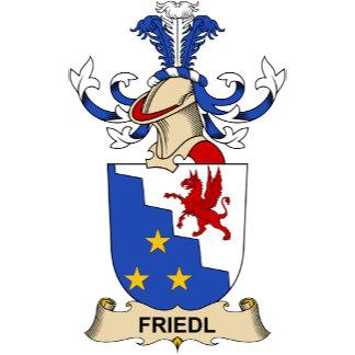 Friedl Family Crest