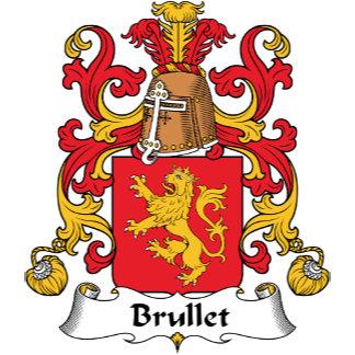 Brullet Family Crest
