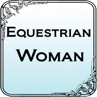 Equestrian Woman Apparel