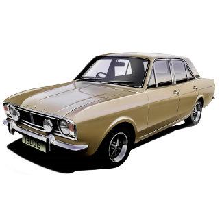 Ford Cortina 1600E #2