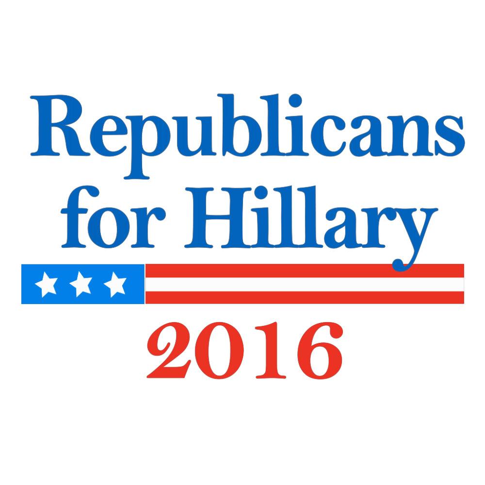 Hillary - Republicans for Hillary Clinton