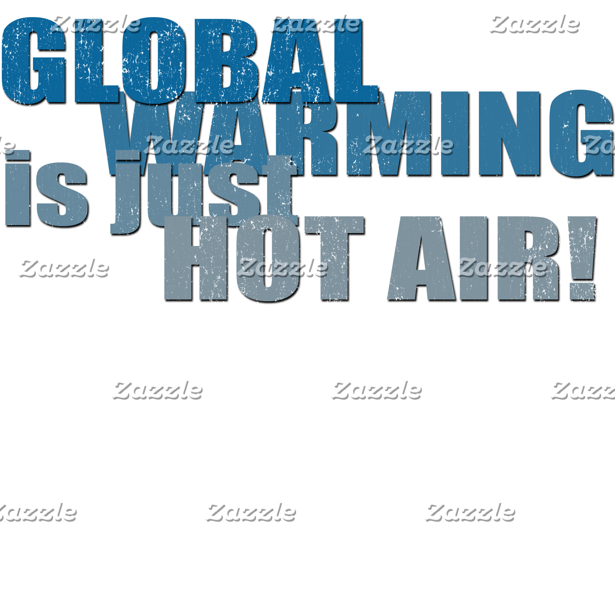 Global Warming is just Hot Air