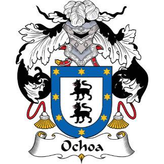 Ochoa Family Crest
