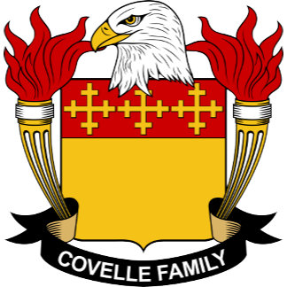 Covelle Coat of Arms
