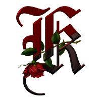 Gothic Rose Monogram