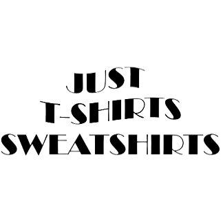 T-SHIRTS AND SWEATSHIRTS