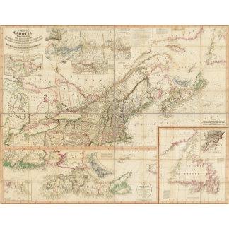 A Map of Cabotia