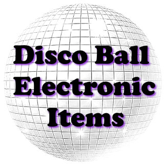 Disco Ball Electronic Items