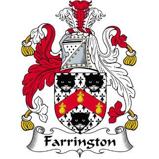 Farrington Family Crest / Coat of Arms