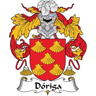 Doriga Family Crest