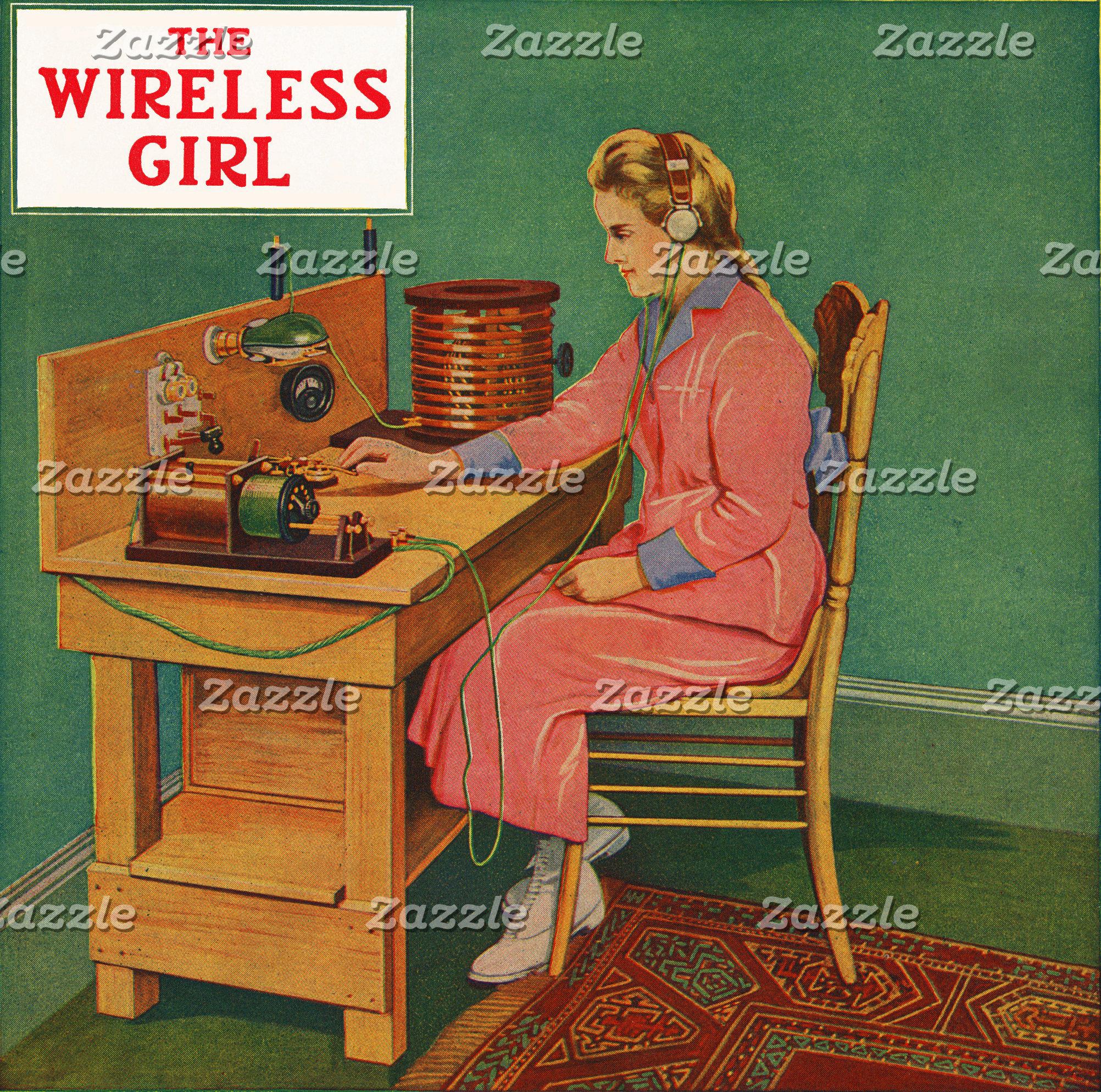 The Wireless Girl
