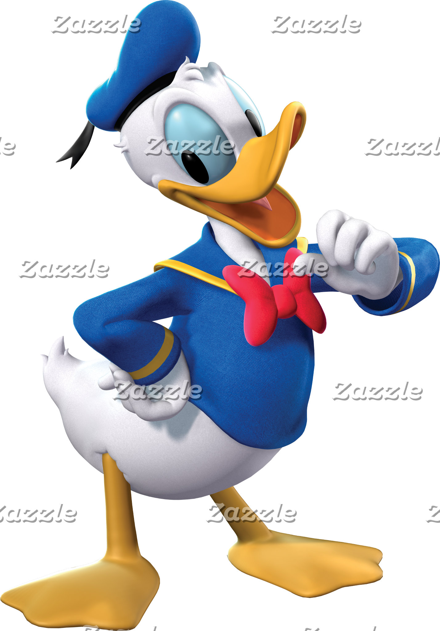 Donald Duck | Arm Up
