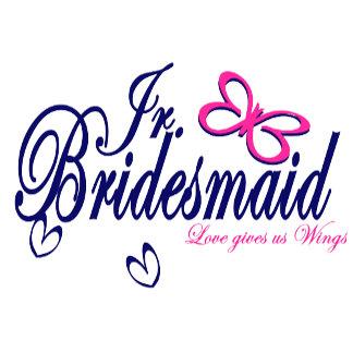 Jr. Bridesmaid/Pink