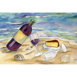 Red Wine Beach Party
