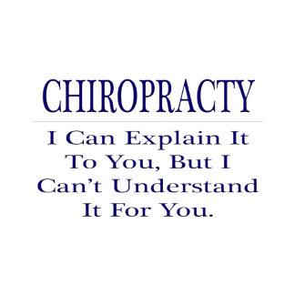 Chiropractor Joke .. Explain Not Understand