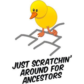 Scratchin' Around