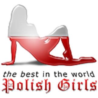 Polish Girls - black text