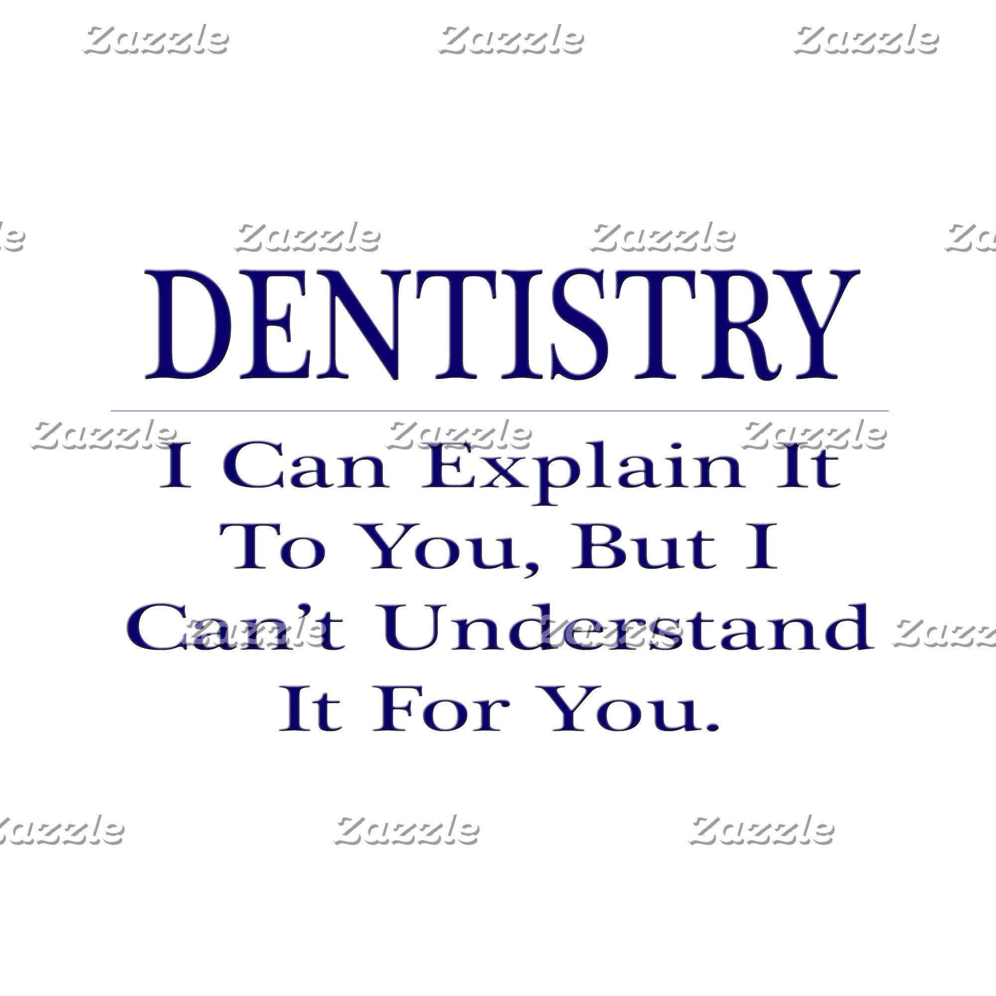 Dentist Joke .. Explain Not Understand