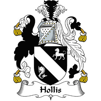Hollis Family Crest