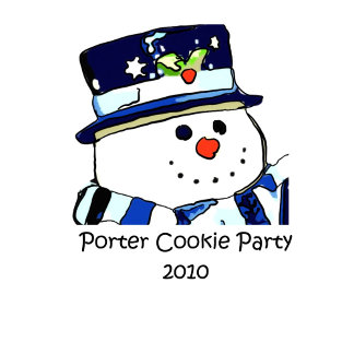 Porter Cookie Party