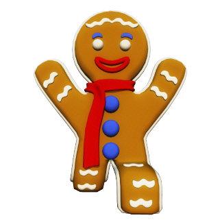 Gingerbread Man - Perfect Landing