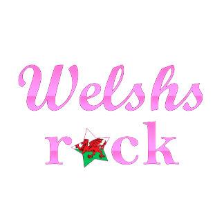 Welshs Rock - Cute Pink