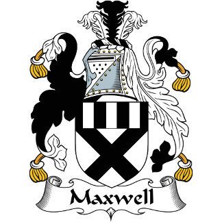 Maxwell Coat of Arms
