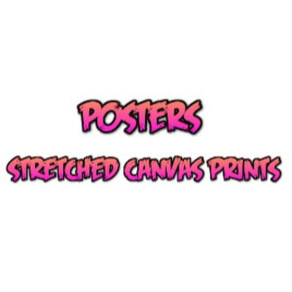 2. Posters, Stretched Canvas Prints