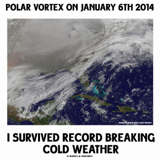 I Survived Record Breaking Cold Weather