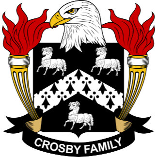 Crosby Coat of Arms