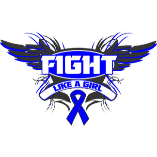 Colon Cancer Fight Like a Girl Wings.png