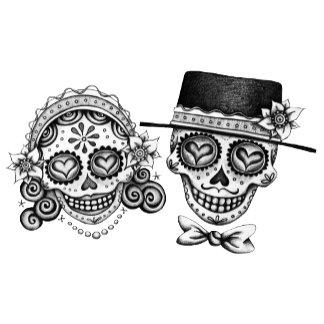 Los Novios - Black & White