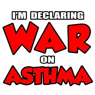 I'm Declaring War on Asthma