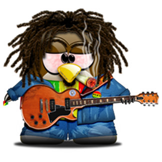 Reggae Tux