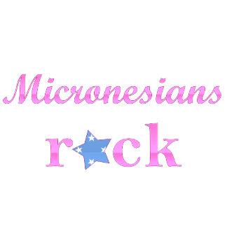 Micronesians Rock - Cute Pink