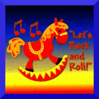 Rock and Roll Horse