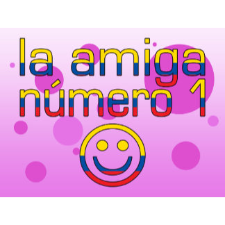 Number 1 Friend (for girls)