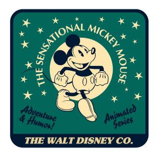 Mickey & Friends Mickey Mouse Logo