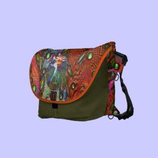 Designer Rickshaw Messenger Bags