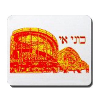 Coney Island in Hebrew