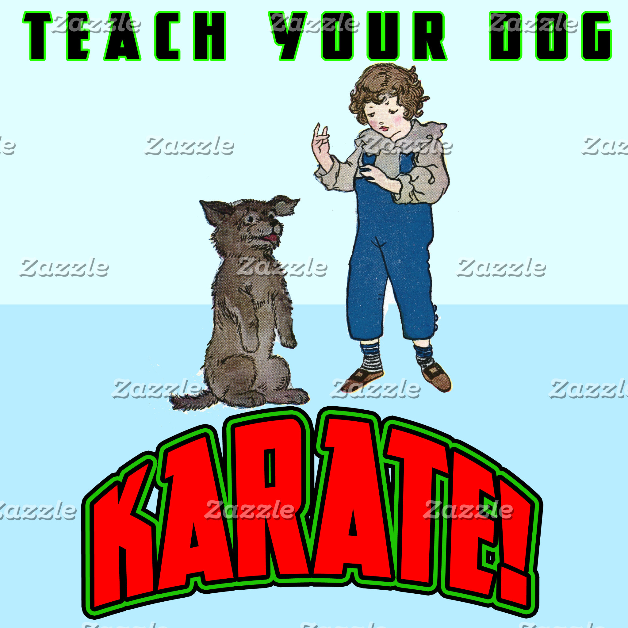 Dog Karate (4 Designs)