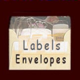 Envelopes/Labels