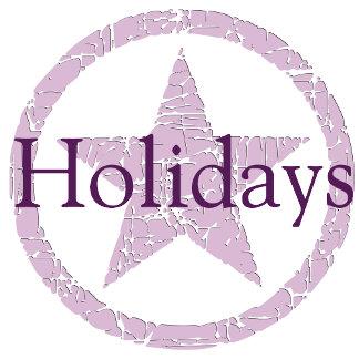 ♥ Holidays ♥