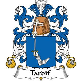 Tardif Family Crest