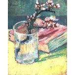 Vincent_van_Gogh_-_Blossoming_Almond_Branch_in_a_G